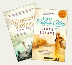 Best Selling books in Norway, Catfish Alley, Alligator Lake, Author Lynne Bryant